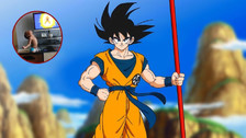 Facebook: Niño causa furor con su reacción mientras ve capítulo de Dragon Ball