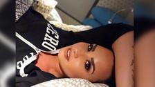 Demi Lovato sorprende a sus seguidores con selfie en lencería