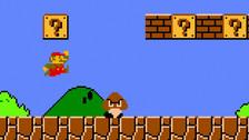 Youtube: joven termina Super Mario Bros en tiempo récord y como no te lo imaginas