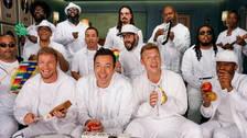 Jimmy Fallon se convierte en el sexto miembro de los Backstreet Boys