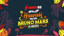 Studio92 te lleva a Hawaii al concierto de Bruno Mars