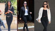 5 outfits para combinar con tus jeans negros